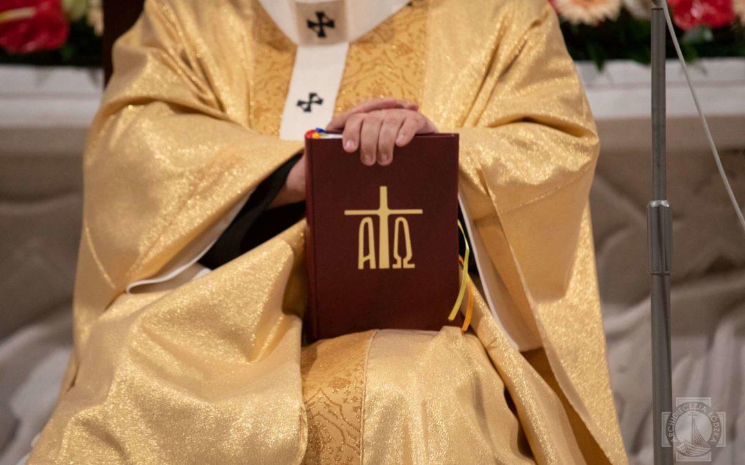 Posługa lektoratu w Łódzki Seminarium Redemptoris Mater